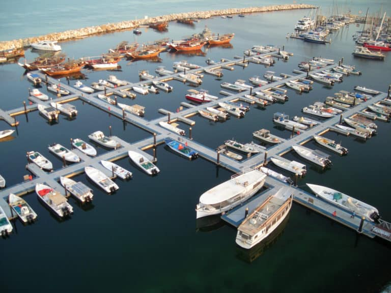 What We Do Best: Three Fishing Harbours, Dubai